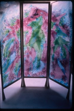 Folding Screen Glass