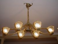 Electric Chandelier (6 sided)